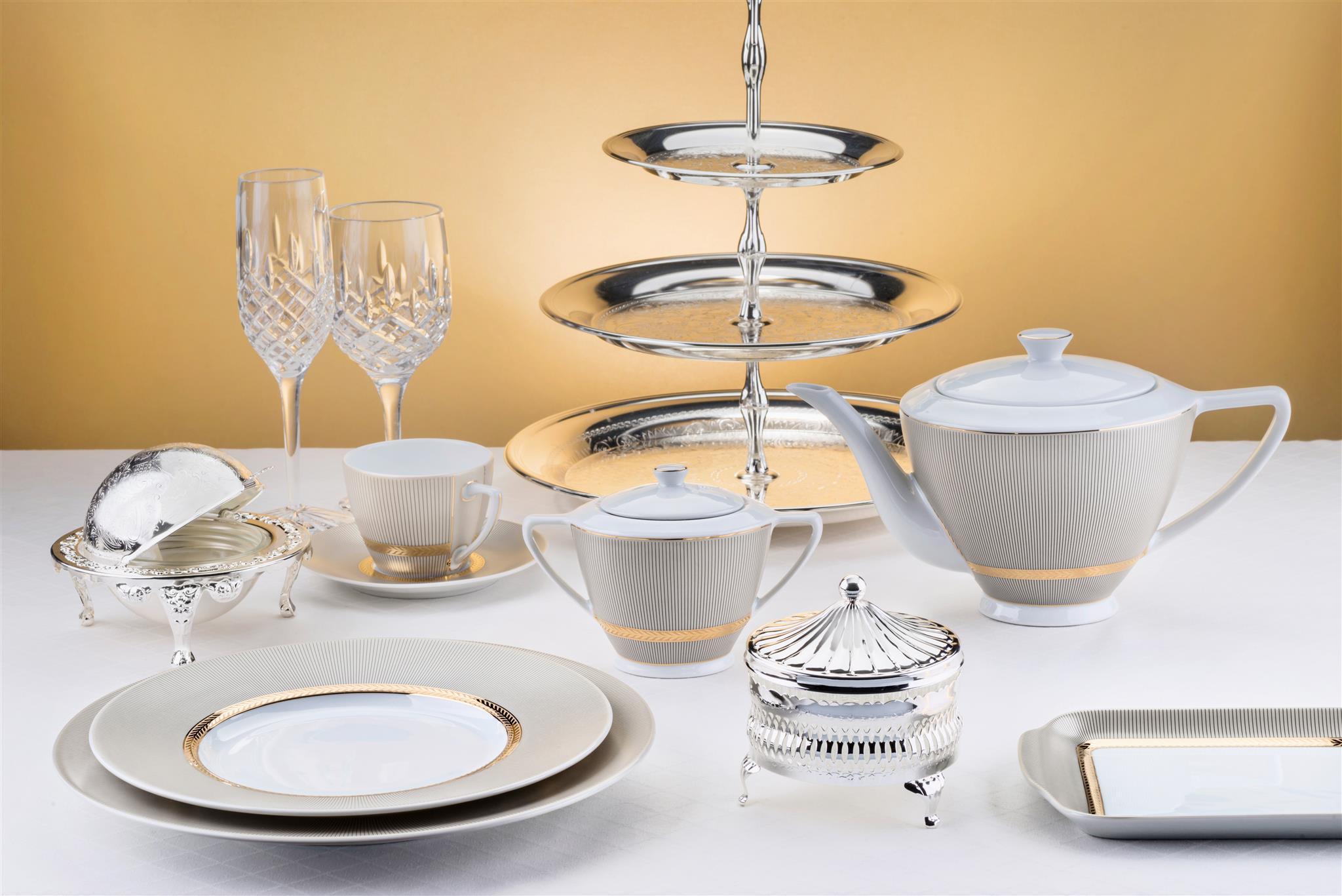 Фарфоровая посуда - купить английский костяной фарфор в Киеве |  интернет-магазине Royal Buckingham