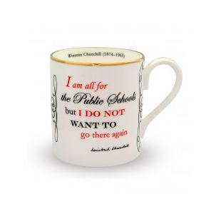 Купить Кружка I AM ALL FOR THE PUBLIC SCHOOLS... MUG