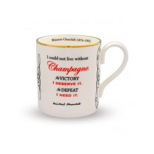 Купить Кружка I COULD NOT LIVE WITHOUT CHAMPAGNE... MUG