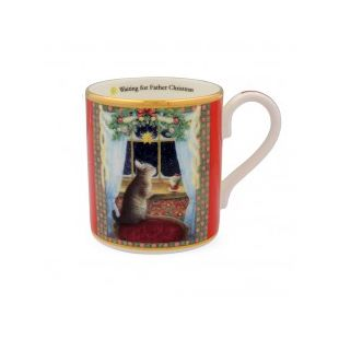 Купить Кружка CHRISTIE LOOKING FOR FATHER CHRISTMAS MUG