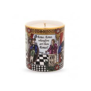 Купить Свеча SHAKESPEARE ROSE SCENTED FILLED CANDLE
