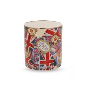 Купить Свеча THE GLORIOUS REIGN HYACINTH SCENTED FILLED CANDLE